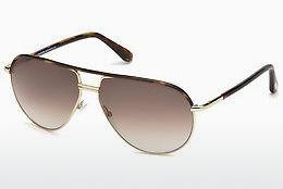 Occhiali da vista Tom Ford Cole (FT0285 52K) - Marrone, Dark, Havana
