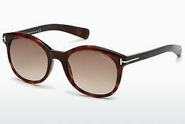 Occhiali da vista Tom Ford Riley (FT0298 52F) - Marrone, Dark, Havana