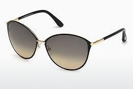 Occhiali da vista Tom Ford Penelope (FT0320 28B) - Oro