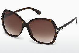 Occhiali da vista Tom Ford Carola (FT0328 52F) - Marrone, Dark, Havana