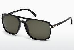Occhiali da vista Tom Ford Terry (FT0332 01B) - Nero, Shiny