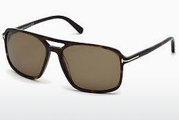 Occhiali da vista Tom Ford Terry (FT0332 56P) - Avana