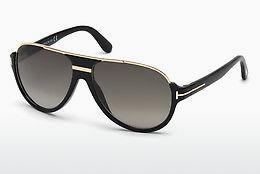 Occhiali da vista Tom Ford Dimitry (FT0334 01P) - Nero, Shiny