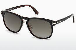 Occhiali da vista Tom Ford Franklin (FT0346 01V) - Nero, Shiny