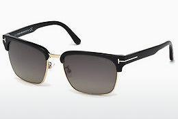 Occhiali da vista Tom Ford River (FT0367 01D) - Nero, Shiny