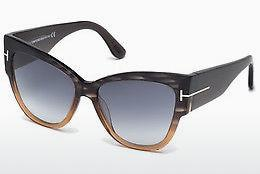 Sonnenbrille Tom Ford Anoushka (FT0371 20B) - Grau