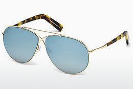 Occhiali da vista Tom Ford Eva (FT0374 28X) - Oro