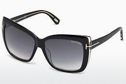 Occhiali da vista Tom Ford Irina (FT0390 01B) - Nero, Shiny