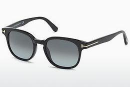 Occhiali da vista Tom Ford Frank (FT0399 01N) - Nero, Shiny