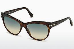 Occhiali da vista Tom Ford Lily (FT0430 52P) - Marrone, Dark, Havana