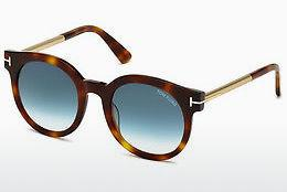 Occhiali da vista Tom Ford Janina (FT0435 52P) - Marrone, Dark, Havana