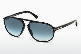 Occhiali da vista Tom Ford Jacob (FT0447 01P) - Nero, Shiny