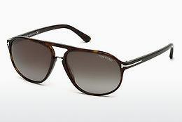Occhiali da vista Tom Ford Jacob (FT0447 52B) - Marrone, Dark, Havana