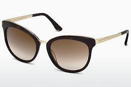 Occhiali da vista Tom Ford Emma (FT0461 52G) - Marrone, Dark, Havana