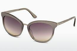 Occhiali da vista Tom Ford Emma (FT0461 59B) - Corno, Beige, Brown