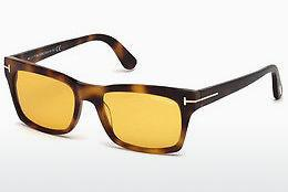 Occhiali da vista Tom Ford Frederik (FT0494 52E) - Marrone, Dark, Havana