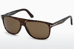 Occhiali da vista Tom Ford Inigo (FT0501 52E) - Marrone, Dark, Havana