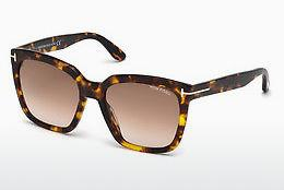 Occhiali da vista Tom Ford Amarra (FT0502 52F) - Marrone, Dark, Havana