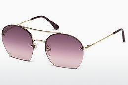 Occhiali da vista Tom Ford Antonia (FT0506 28Z) - Oro