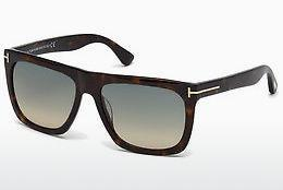 Occhiali da vista Tom Ford Morgan (FT0513 52W) - Marrone, Dark, Havana