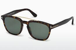 Occhiali da vista Tom Ford Holt (FT0516 52R) - Marrone, Dark, Havana