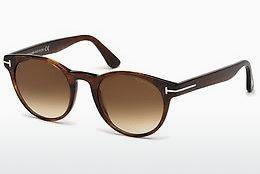 Occhiali da vista Tom Ford Palmer (FT0522 48F) - Marrone, Dark, Shiny