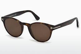 Occhiali da vista Tom Ford Palmer (FT0522 52E) - Marrone, Dark, Havana