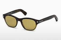 Lunettes de soleil Tom Ford FT0530 55N - Multicolores, Brunes, Havanna