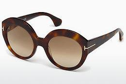 Occhiali da vista Tom Ford Rachel (FT0533 53F) - Avana, Yellow, Blond, Brown