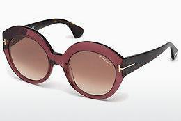 Occhiali da vista Tom Ford Rachel (FT0533 71F) - Borgogna, Bordeaux