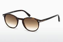 Occhiali da vista Tom Ford Andrea (FT0539 52F) - Marrone, Dark, Havana
