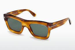 Occhiali da vista Tom Ford FT0558 53N - Avana, Yellow, Blond, Brown