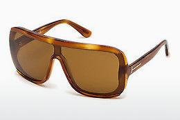 Occhiali da vista Tom Ford FT0559 53E - Avana, Yellow, Blond, Brown