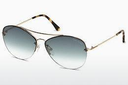 Sonnenbrille Tom Ford FT0566 28W - Gold