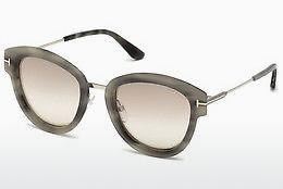 Lunettes de soleil Tom Ford FT0574 55G - Multicolores, Brunes, Havanna
