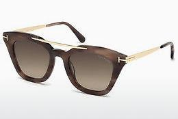 Lunettes de soleil Tom Ford FT0575 55K - Multicolores, Brunes, Havanna