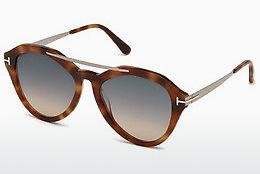 Occhiali da vista Tom Ford FT0576 53B - Avana, Yellow, Blond, Brown