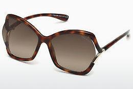 Occhiali da vista Tom Ford FT0579 53K - Avana, Yellow, Blond, Brown