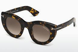 Lunettes de soleil Tom Ford FT0583 55F - Multicolores, Brunes, Havanna