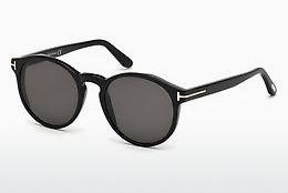Sonnenbrille Tom Ford FT0591 01A - Schwarz, Shiny