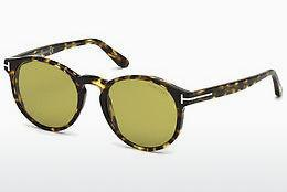 Lunettes de soleil Tom Ford FT0591 55N - Multicolores, Brunes, Havanna