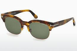 Lunettes de soleil Tom Ford FT0597 55N - Multicolores, Brunes, Havanna
