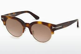 Occhiali da vista Tom Ford FT0598 53G - Avana, Yellow, Blond, Brown