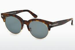 Lunettes de soleil Tom Ford FT0598 55V - Multicolores, Brunes, Havanna