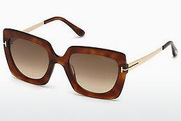 Occhiali da vista Tom Ford FT0610 53F - Avana, Yellow, Blond, Brown