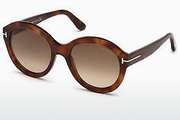 Occhiali da vista Tom Ford FT0611 53F - Avana, Yellow, Blond, Brown