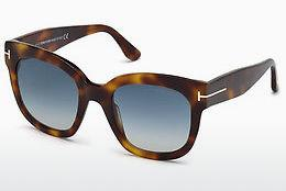 Occhiali da vista Tom Ford FT0613 53W - Avana, Yellow, Blond, Brown