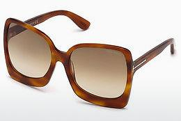 Occhiali da vista Tom Ford FT0618 53F - Avana, Yellow, Blond, Brown