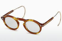 Lunettes de soleil Tom Ford FT0632 53A - Havanna, Yellow, Blond, Brown