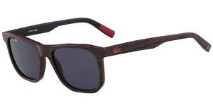 Lacoste L601SND 210 BROWN WOOD